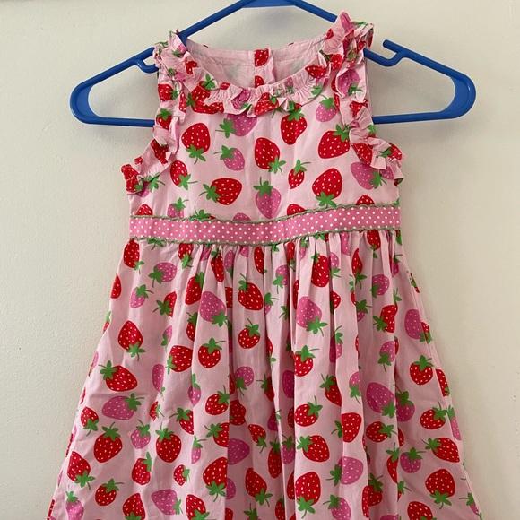 Gymboree Strawberry Dress